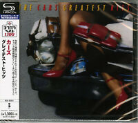 CARS-THE CARS GREATEST HITS-JAPAN SHM-CD C41