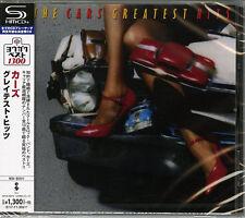 CARS-THE CARS GREATEST HITS-JAPAN SHM-CD C41