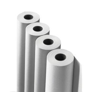 """4  Xerox inkjet plotter paper Rolls  36"""" 914mm 90gm for HP Designjet"""