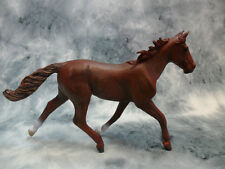 CollectA NIP * Standardbred Pacer Stallion - Chestnut  * #88644 Model Horse Toy