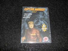 CAPTAIN MIDNIGHT CLIFFHANGER SERIAL 15 CHAPTERS 2 DVDS
