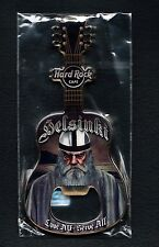 Hard Rock Cafe Helsinki Bottle Opener Guitar Magnet (BO*)