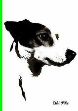 Ethi Pike - Jack Russell Terrier Notebook / Extended Lines / Soft Matte Cover...