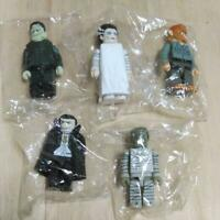 Kubrick Universal Monsters 5 body set Collection Figure Medicom Toy Japan Free