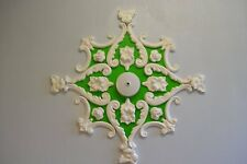plaster ceiling rose, decorative plaster moulding,homedecor,50cm diameter.