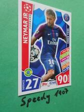 Topps Champions League 2017 2018 limited NORDIC EDITION SKILL KINGS Neymar PSG