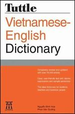 Tuttle Reference Dic: Tuttle Vietnamese-English Dictionary : Completely...