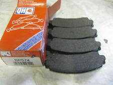 BP574  New QH Rear  Brake Pads to fit Nissan Sunny 1987-1991