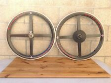 "VINTAGE Spinergy CARBON 26"" CLINCHER 8 9 10 SPEED WHEEL SET"