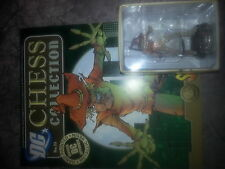 DC SUPER HERO CHESS COLLECTION #13 SCARECROW - NEW INCLUDING MAGAZINE