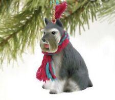 Schnauzer Christmas Ornament Retails For $8