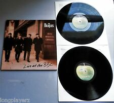 The Beatles - Live At The BBC UK 1994 Apple DBL LP with Inners *New*