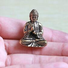 China Copper Bronze Sakyamuni Shakyamuni Amitabha Buddha Statue A010