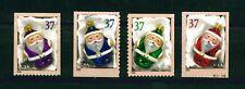 US Scott # 3883v - 3886v / Christmas Ornaments 2004 Set of Singles DS Pane of 20