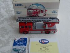 Corgi 'Fire Service Vehicles' 97386 AEC Ladder - Mint and Boxed. Limited Edition
