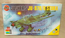 1/72 Airfix Junkers JU-87B/R Stuka Series 3 Kit# 03030