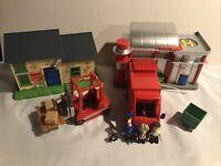 Postman Pat Toy Bundle Job Lot By Character Figures Vehicles Post Office Depot