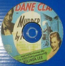 GB FILM NOIR 08: MURDER BY PROXY – BLACKOUT 1954 Dane Clark, Belinda Lee