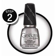 Gelaze China Glaze Top Coat GEL Polish 81650 - Step 2 14ml