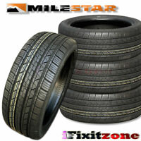 4 Milestar MS932 Sport 235/45R18 94V SL All Season Performance 50K Mile Tires