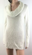 Candie's Women Long Sleeves Knit pullover SIZE Juniors L Cowl neck