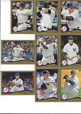 2014 Topps Update Gold #/2014 Matt Thorton New York Yankees US 312