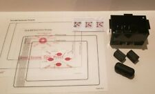 "Control4 C4-Rwb57C-P In-Wall Retrofit 7"" Touch Screen T3 T4 Plastic Back Box New"
