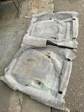 MERCEDES W201 190D-E CARPET REAR SECTION IN Grey A201 680 6541