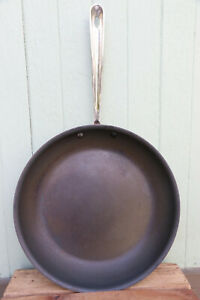 """All-Clad 12"""" Metal Crafters USA Non-Stick Skillet Frying Pan"""