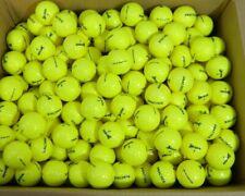 6 Dozen New Srixon Z Star Yellow Practice Golf Balls Practice 72 Balls 6DZ Zstar