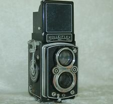 Rolleiflex Automat Model 3 With Carl Zeiss Jena Tessar f3.5 7.5cm Lens
