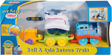 Thomas & Friends 900 Fkm91 My First Roll and Spin Rescue Train