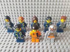 Lego Figur Zubehör Waffe Pistole Weiss aus Ultra Agents 5153 BX