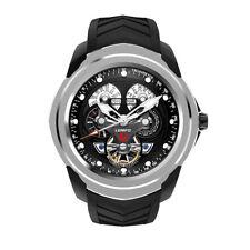 LEMFO LF17 Bluetooth Smart Watch Phone 3G SIM GPS WiFi Heart Rate For Samsung
