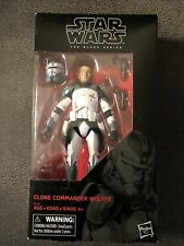 Star Wars Clone Commander Wolffe The Black Series NEW