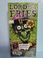 Lord of the Fries (4th Ed) Super Deluxe Card Game Cheapass Games