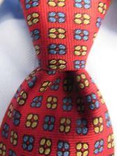 Homme 100% Polyester Rouge Cravate V27038