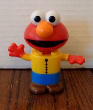 Mega Blok Sesame Street large figure only -- Elmo w/ yellow shirt & blue pants