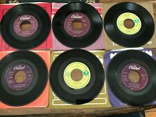LITTLE RIVER BAND Lot of 6 45s COOL CHANGE NIGHT OWLS REMINISCING LADY TAKE IT