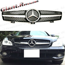 A Style Front Vent Grille Set For W219 04-08 BENZ CLS-Class Sedan CLS500 CLS550