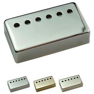 Metal Humbucker Pickup Cover Neck or Bridge For Gibson Epiphone Les Paul