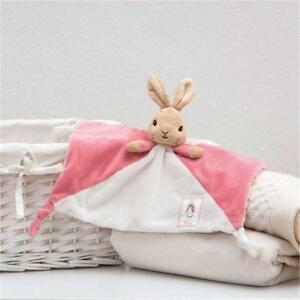 Peter Rabbit Flopsy Comfort Blanket Beatrix Toy  Can Personalise!  FAST DISPATCH