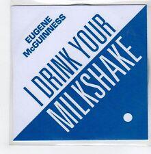 (GE396) Eugene McGuinness, I Drink Your Milkshake - 2014 DJ CD