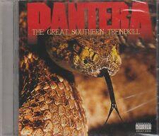 CD - PANTERA - The Great Southern Trendkill