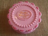 Vintage Polly Pocket Bluebird Birthday Surprise Compact ONLY No figures