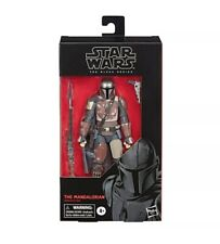 Star Wars The Black Series The Mandalorian 6 inch Action Figure - E6959
