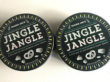 TRADER JOES JINGLE JANGLE - 2 tins- 22.7oz - hard to find