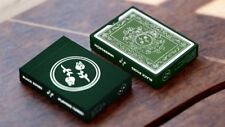Black Roses Playing Cards, USPCC, New, Sealed, Limited Edition, Green, Immergrun