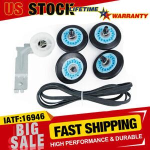 Dryer Repair Kit for Samsung Belt Maintenance DC97-16782A 6602-001655 DC9300634A