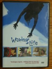 Waking Life Dvd Animated Feature Movie Animation 20th Century Dazed and Confused